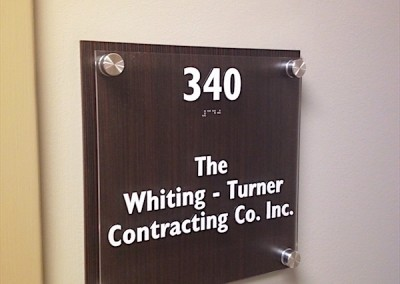 Atapco Suite Sign