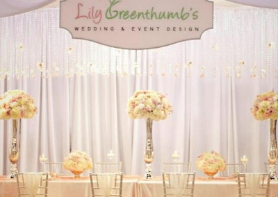 Lily Greenthumb's Wedding & Event Design