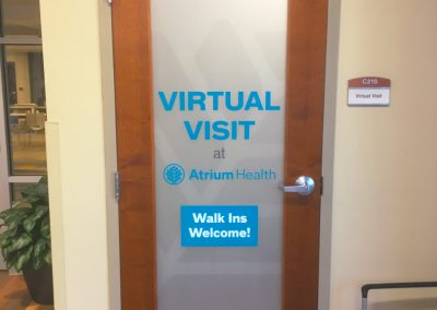 Atrium Health - Virtual Visit